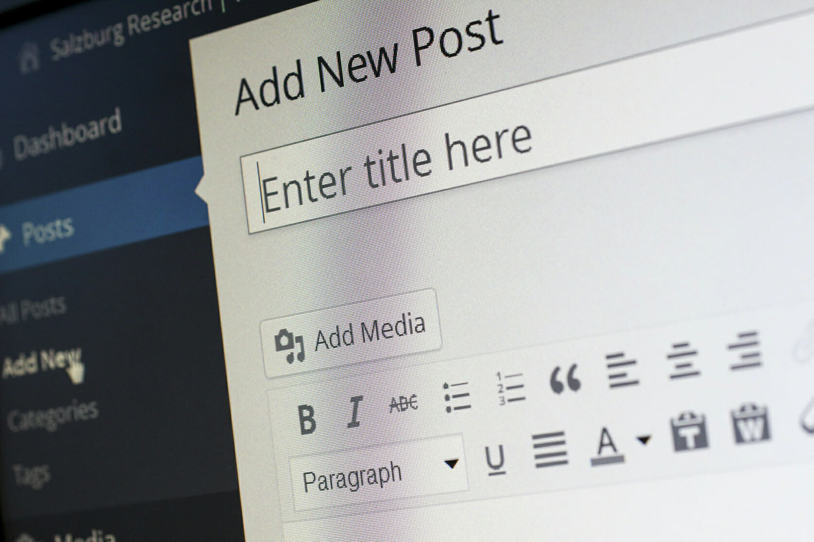 Easy-to-use Code Blocks in WordPress - Xfive